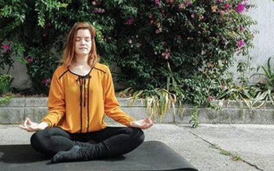 Daniela Gomes: Encontrou no yoga o estilo de vida perfeito