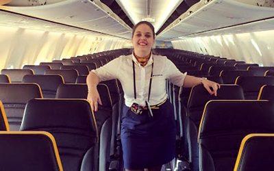 Natacha Roxo: Ganhar asas e voar (quase literalmente)