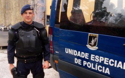 João Machado: A missão da Polícia de Intervenção