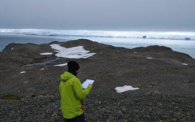 Bernardo Rocha: Fazer ciência na Antártida