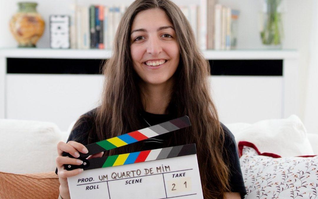 Ana Domingues: As emoções dão um filme