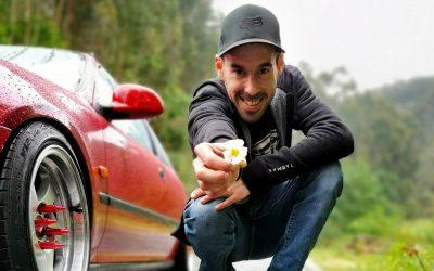 """Luís """"Pickxell"""" Alves: Um coração sempre às 9000/rpm"""