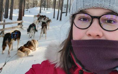 """Sara Cruz: A Finlândia como palco para a """"sua"""" ciência"""