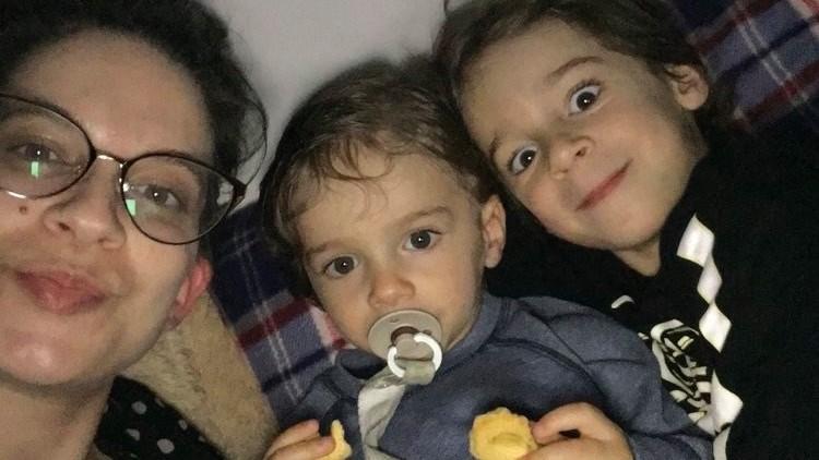 Joana Cunha: O bom e o mau da maternidade