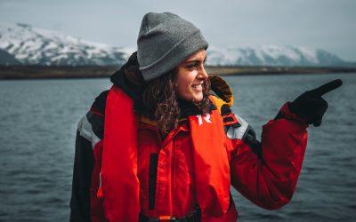 Cátia Ferreira: A Islândia aqui tão perto